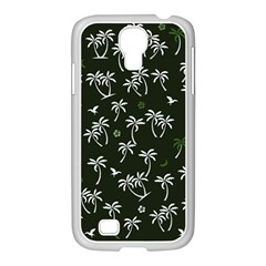 Tropical Pattern Samsung Galaxy S4 I9500/ I9505 Case (white)