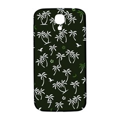 Tropical Pattern Samsung Galaxy S4 I9500/i9505  Hardshell Back Case