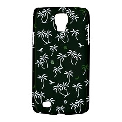 Tropical Pattern Samsung Galaxy S4 Active (i9295) Hardshell Case