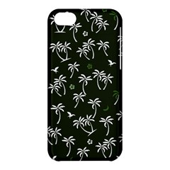 Tropical Pattern Apple Iphone 5c Hardshell Case