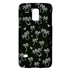 Tropical Pattern Samsung Galaxy S5 Mini Hardshell Case