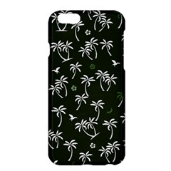Tropical Pattern Apple Iphone 6 Plus/6s Plus Hardshell Case