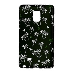 Tropical Pattern Samsung Galaxy Note Edge Hardshell Case