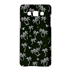 Tropical Pattern Samsung Galaxy A5 Hardshell Case