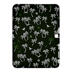 Tropical Pattern Samsung Galaxy Tab 4 (10 1 ) Hardshell Case