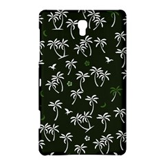 Tropical Pattern Samsung Galaxy Tab S (8 4 ) Hardshell Case
