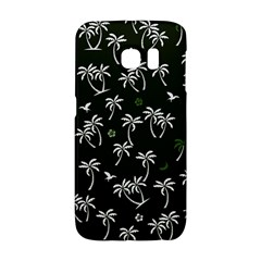 Tropical Pattern Samsung Galaxy S6 Edge Hardshell Case