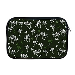 Tropical Pattern Apple Macbook Pro 17  Zipper Case