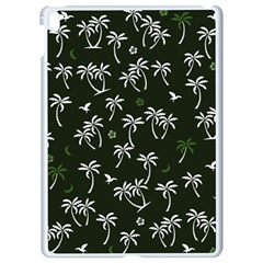 Tropical Pattern Apple Ipad Pro 9 7   White Seamless Case