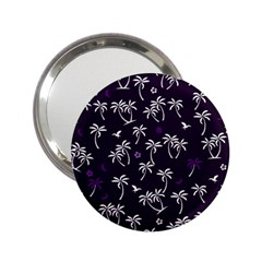 Tropical Pattern 2 25  Handbag Mirrors