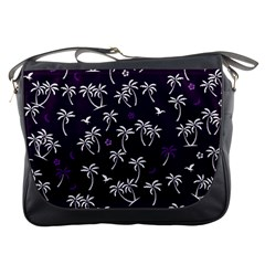 Tropical Pattern Messenger Bags