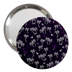 Tropical Pattern 3  Handbag Mirrors