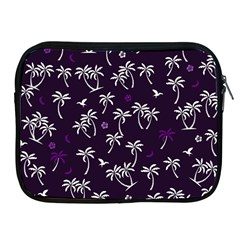 Tropical Pattern Apple Ipad 2/3/4 Zipper Cases