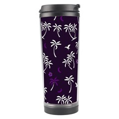 Tropical Pattern Travel Tumbler