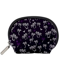 Tropical Pattern Accessory Pouches (small)
