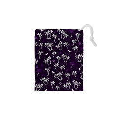 Tropical Pattern Drawstring Pouches (xs)