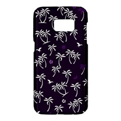Tropical Pattern Samsung Galaxy S7 Hardshell Case