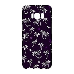 Tropical Pattern Samsung Galaxy S8 Hardshell Case