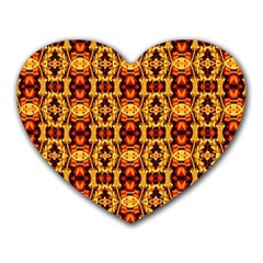 3 2c Heart Mousepads