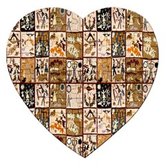 D 5 Jigsaw Puzzle (heart)