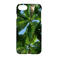 Paradise Under The Palms Apple Iphone 8 Hardshell Case