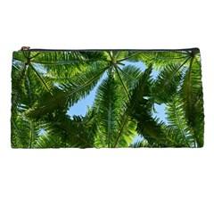 Paradise Under The Palms Pencil Cases