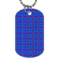 D 6 Dog Tag (one Side)