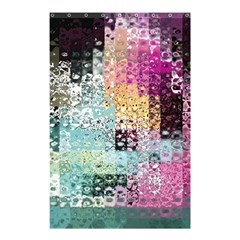 Abstract Butterfly By Flipstylez Designs Shower Curtain 48  X 72  (small)