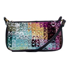 Abstract Butterfly By Flipstylez Designs Shoulder Clutch Bags