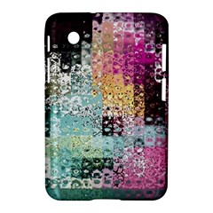 Abstract Butterfly By Flipstylez Designs Samsung Galaxy Tab 2 (7 ) P3100 Hardshell Case  by flipstylezdes