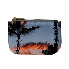 Beautiful Tropics Painting By Kiekie Strickland  Mini Coin Purses