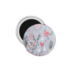 Cute Love Birds Valentines Day Theme  1 75  Magnets