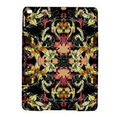 Beautiful Seamless Brown Tropical Flower Design  Ipad Air 2 Hardshell Cases by flipstylezdes
