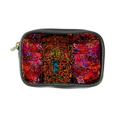 Exotic Water Colors Vibrant  Coin Purse
