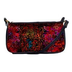 Exotic Water Colors Vibrant  Shoulder Clutch Bags