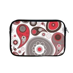 Fun Red And Black Design Apple Macbook Pro 13  Zipper Case