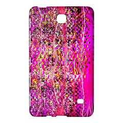 Hot Pink Mess Snakeskin Inspired  Samsung Galaxy Tab 4 (8 ) Hardshell Case