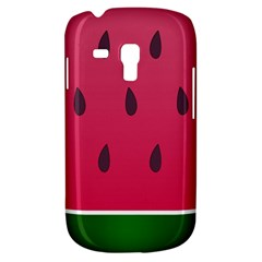 Watermelon Fruit Summer Red Fresh Samsung Galaxy S3 Mini I8190 Hardshell Case