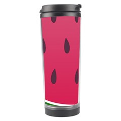 Watermelon Fruit Summer Red Fresh Travel Tumbler