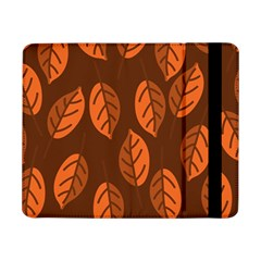 Pattern Leaf Plant Decoration Samsung Galaxy Tab Pro 8 4  Flip Case