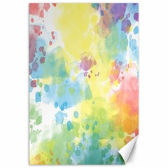 Abstract Pattern Color Art Texture Canvas 20  X 30