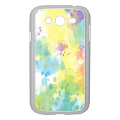 Abstract Pattern Color Art Texture Samsung Galaxy Grand Duos I9082 Case (white)