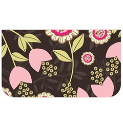 Flowers Wallpaper Floral Decoration Lunch Bag by Nexatart