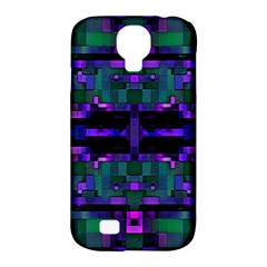 Abstract Pattern Desktop Wallpaper Samsung Galaxy S4 Classic Hardshell Case (pc+silicone)