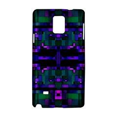 Abstract Pattern Desktop Wallpaper Samsung Galaxy Note 4 Hardshell Case