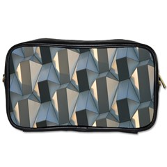 Pattern Texture Form Background Toiletries Bags
