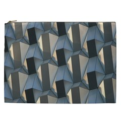 Pattern Texture Form Background Cosmetic Bag (xxl)
