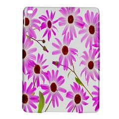 Pink Purple Daisies Design Flowers Ipad Air 2 Hardshell Cases by Nexatart