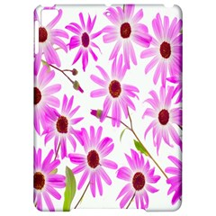 Pink Purple Daisies Design Flowers Apple Ipad Pro 9 7   Hardshell Case by Nexatart