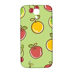 Seamless Pattern Healthy Fruit Samsung Galaxy S4 I9500/i9505  Hardshell Back Case